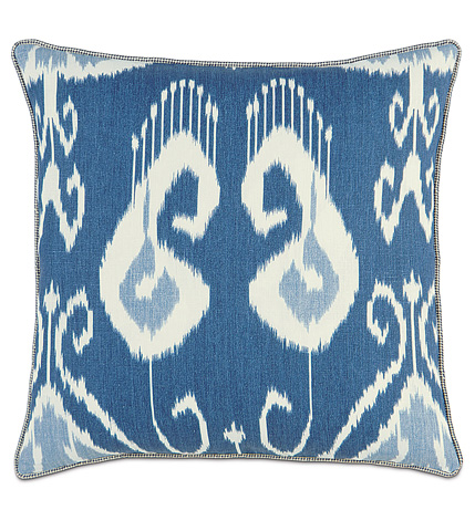 Image of Ceylon Pillow with Cord