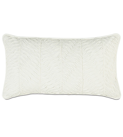 Eastern Accents - Yearling Pearl Diagonal Inserts Pillow - CEY-08