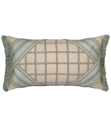 Image of Clervaux Sky Collage Pillow