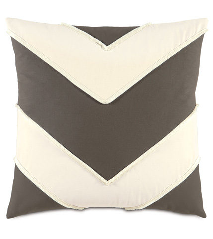 Image of Fullerton Adler Chevron Pillow