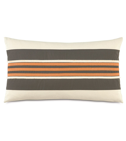 Image of Fullerton Espresso Insert Pillow