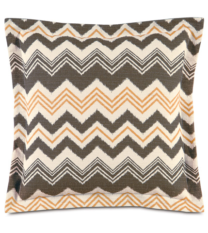 Image of Dawson Autumn Pillow With Flange