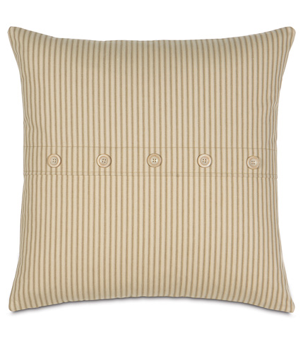 Image of Heirloom Celery Knife Edge Pillow