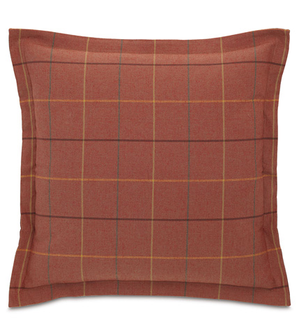 Image of Donoghue Autumn Pillow with Flange