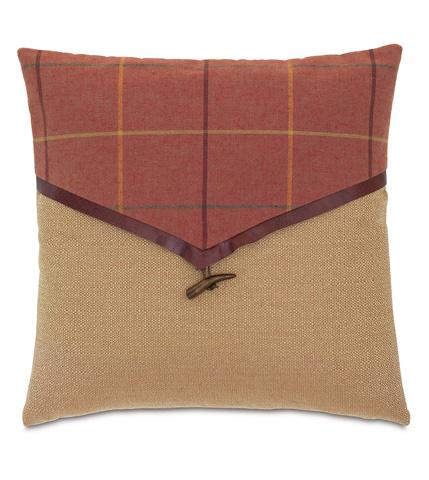 Eastern Accents - Donoghue Autumn Envelope Pillow - DPB-361-B