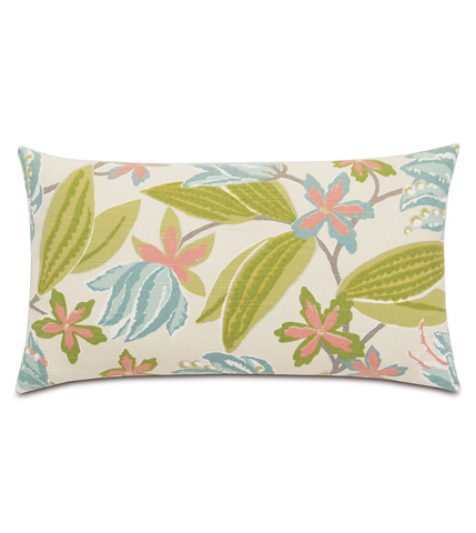 Image of Lavinia Paradise Knife Edge Pillow