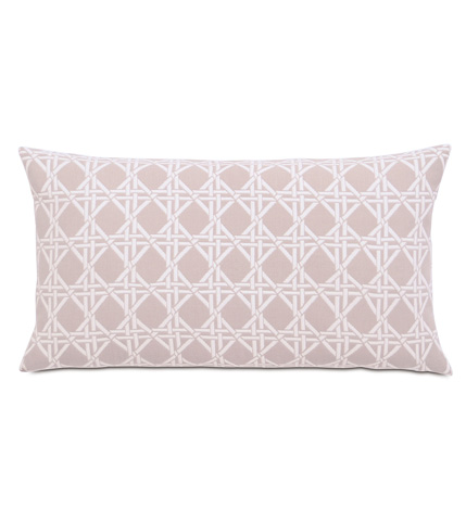 Image of Larkin Salt Knife Edge Pillow