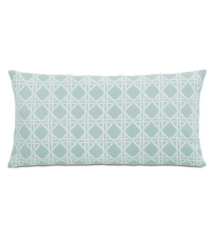 Image of Larkin Sea Knife Edge Pillow