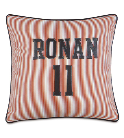 Image of Avox Rust Personalized Pillow