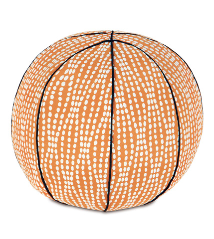 Image of Holmes Mandarin Basketball Pillow