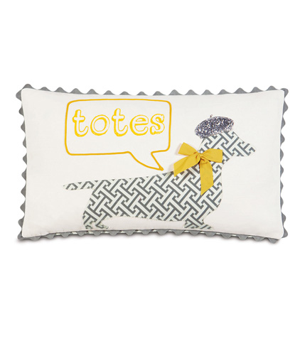 Image of Totes Pillow