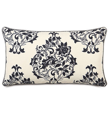 Eastern Accents - Evelyn Pillow with Cord - EVY-04