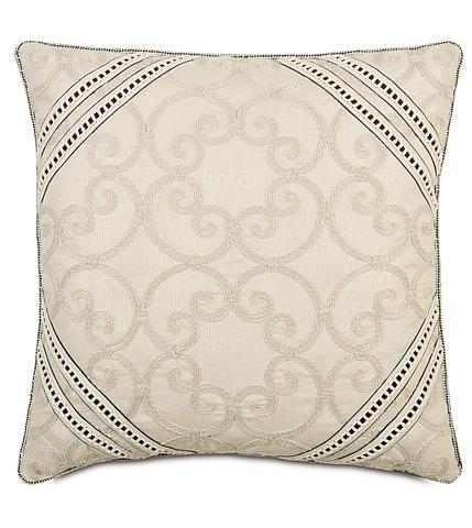 Image of Desiree Pearl Pillow with Gimp