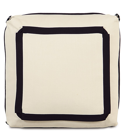 Image of Breeze Pearl Pillow with Turkish Corners