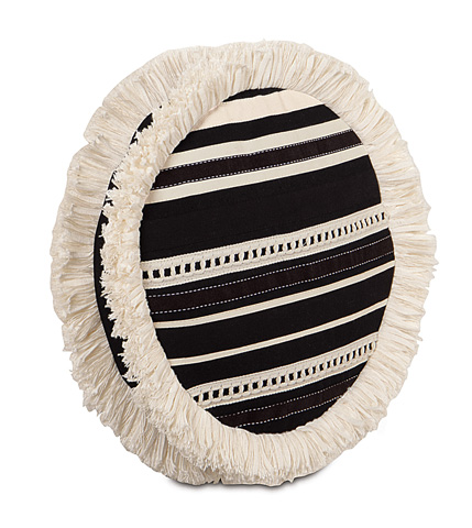 Image of Fullerton Ink Tambourine Pillow