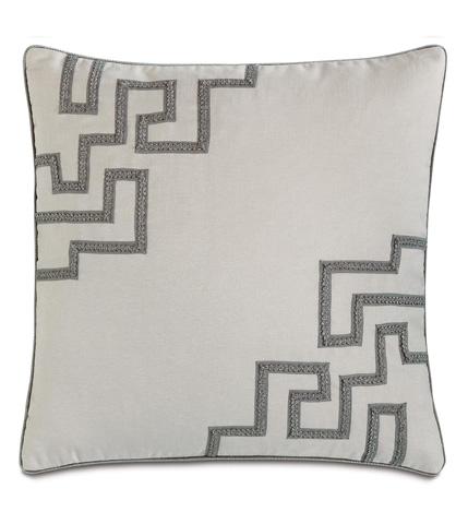 Image of Mack Heather Pillow with Gimp