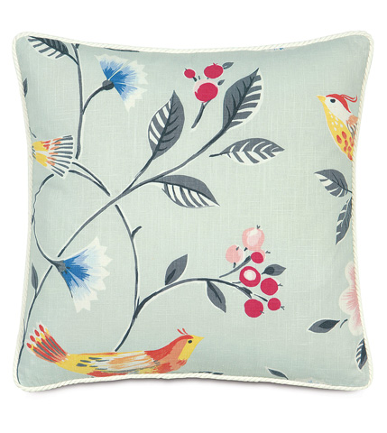 Image of Gwyneth Pillow With Cord
