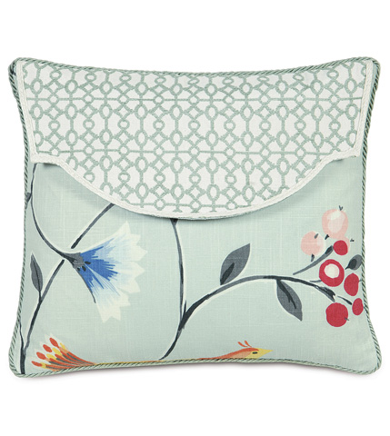 Eastern Accents - Gwyneth Envelope Pillow - GWY-08