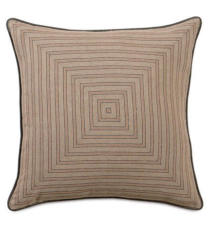 Eastern Accents - Nestor Spice Mitered Pillow - KAI-05