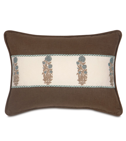 Image of Latika Cornflower Pillow