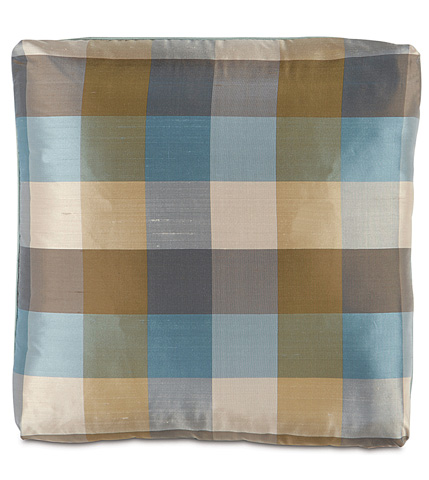 Eastern Accents - Beckford Sky Pillow with Turkish Corners - KNE-02