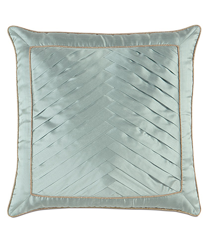 Image of Serico Ocean Pillow with Pleats