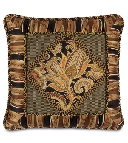 Image of Langdon Diamond Collage Pillow