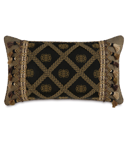 Eastern Accents - Prescott Ink Insert Pillow - LNG-04