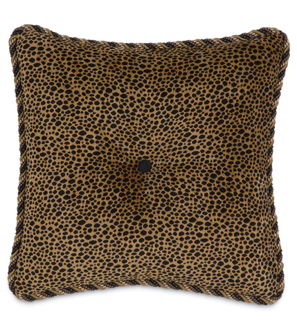 Eastern Accents - Togo Coin Tufted Pillow - LNG-05