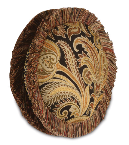 Eastern Accents - Langdon Tambourine Pillow - LNG-10