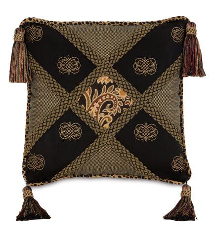 Image of Langdon Diamond Collage Pillow