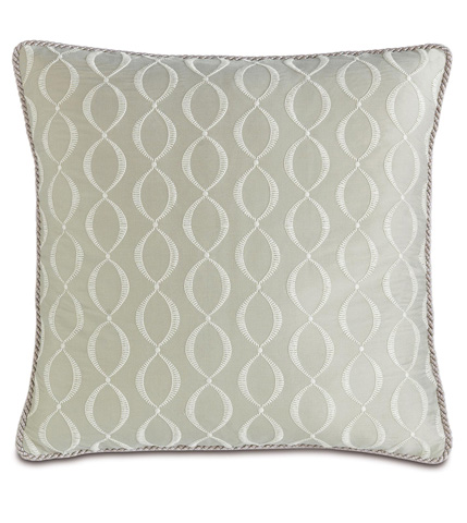 Image of Birmingham Haze Pillow with Cord