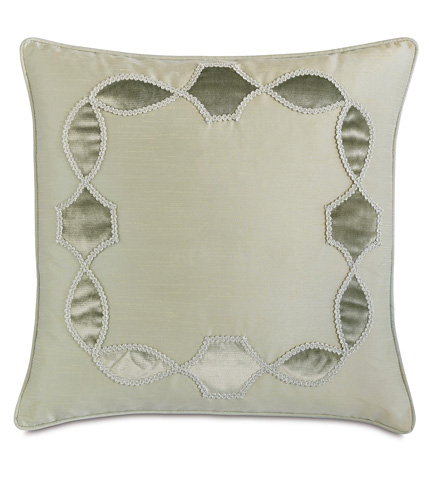 Image of Edris Mist Pillow with Gimp