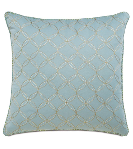 Image of Latcherie Sky Pillow with Cord