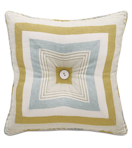 Image of Truvy Pond Tufted Pillow