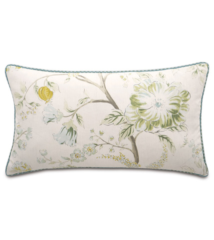 Image of Magnolia Pillow with Cord
