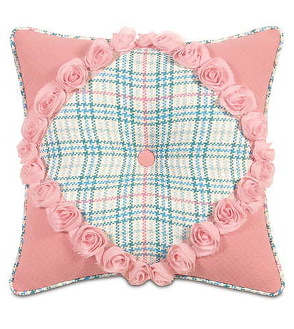 Image of Bravo Pixie Tufted Pillow