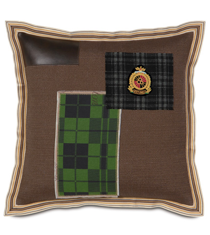 Image of Maccallum Patchwork Pillow