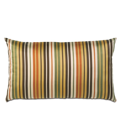Image of Melange Pillow with Knife Edge
