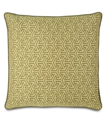 Image of Mondrian Leaf Extra Euro Sham
