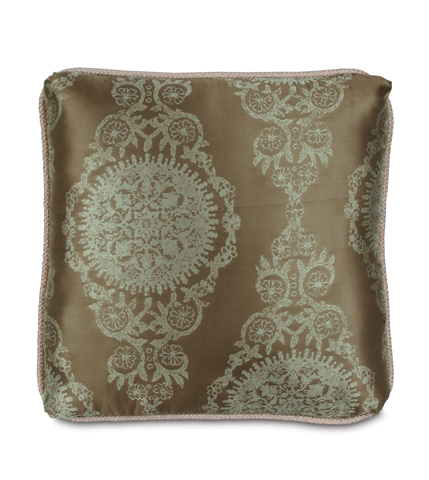 Image of Marbella Pillow with Turkish Corners
