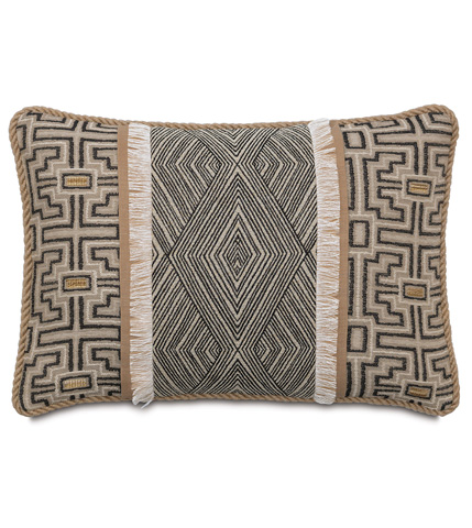 Eastern Accents - Naya Diamond Insert Pillow - NAY-02
