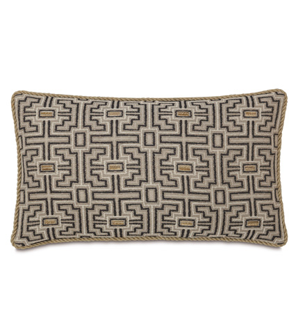 Image of Maori Stone Pillow with Cord
