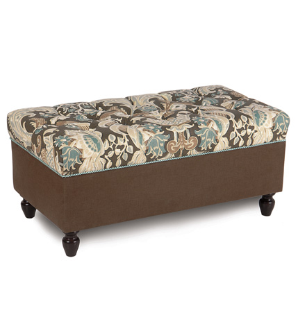 Image of Kira Storage Ottoman