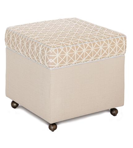 Image of Alchemilla Sand Storage Box Ottoman
