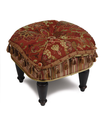 Eastern Accents - Toulon Pillow Top Stool - OTP-175