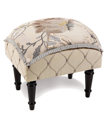 Eastern Accents - Edith Pillow Top Stool - OTP-350