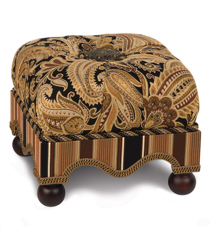 Image of Langdon Medium Ottoman