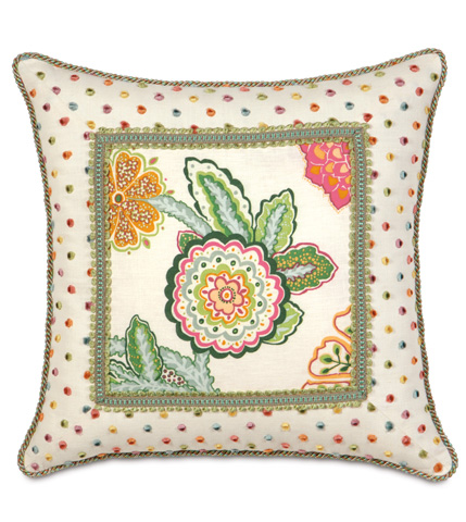 Image of Portia Mitered Pillow