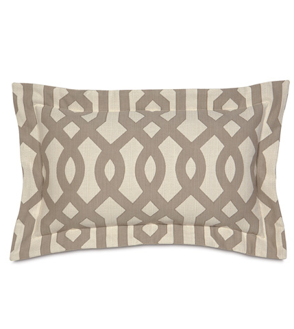 Eastern Accents - Rayland Pillow with Flange - RAY-10